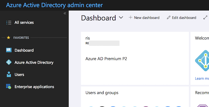 Getting logs out of Azure AD